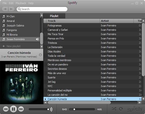 musica oir gratis: