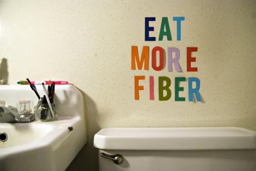 Come más fibra