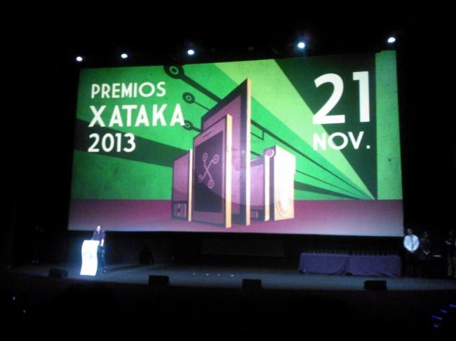 Presentación de los Premios Xataka