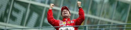 Barrichello gana en Monza